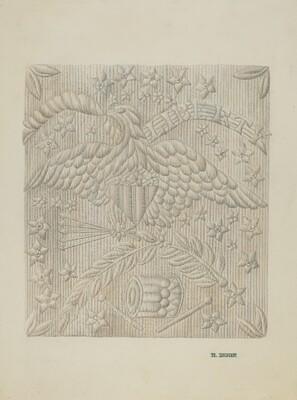 Applique Quilt (Detail)