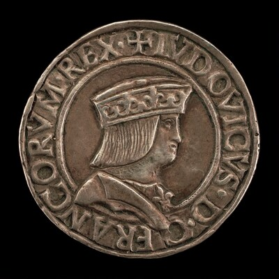 Louis XII, 1462-1515, as Duke of Milan [obverse]