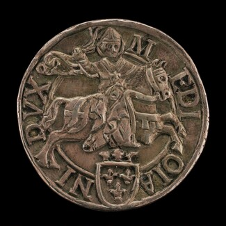 Saint Ambrose [reverse]