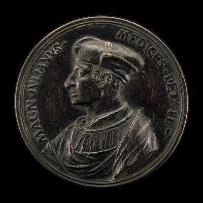 Giuliano II de' Medici, 1479-1516, Duc de Nemours 1515 [obverse]