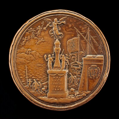 Allegorical Monument to the Liberation of Messina [reverse]