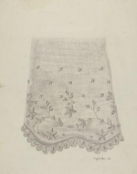 Embroidered Undersleeve
