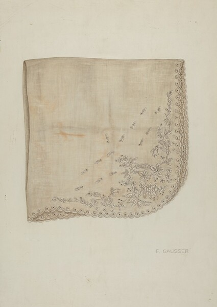 Wedding Handkerchief