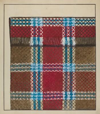 Coverlet (Blanket)