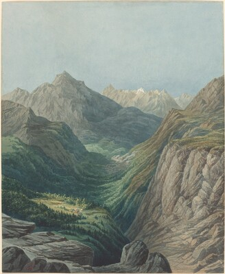 An Alpine Valley