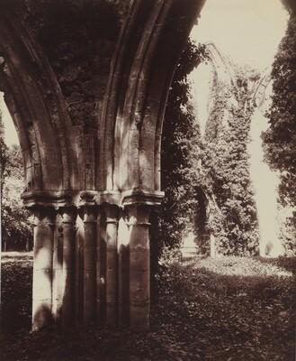Dammarie-les-Lys, ruines