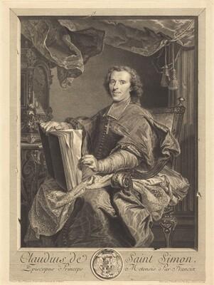 Claudius de Saint-Simon, Prince-Evêque de Metz