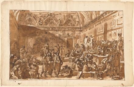 The School of Rome