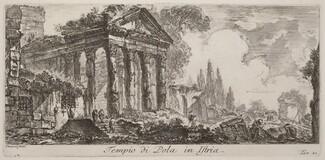 Tempio di Pola in Istria