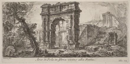 Arco di Pola in Istria