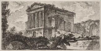 Tempio di Clitumno tra Foligno e Spoletti