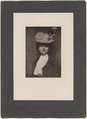Portrait of Miss Jones