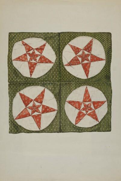 Quilt Blocks - Applique Star