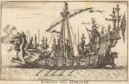 Barcha del Hercole