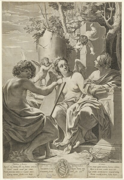 Allegory of Intellect, Memory, and Will