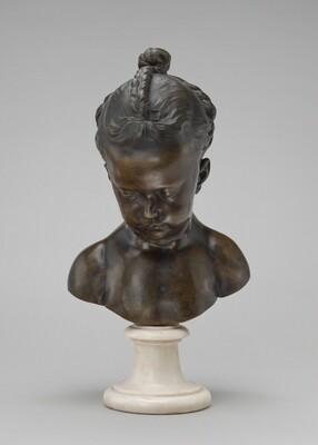 Bust of a Little Girl