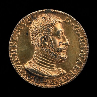 Wilhelm V, 1548-1626, Duke of Bavaria [obverse]