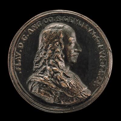Falvio Orsini, died 1698, Duke of Bracciano [obverse]