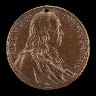 Filippo Lauri, 1623-1694, Italian Painter [obverse]