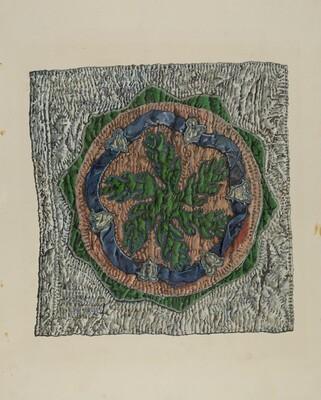 Quilt Block - E. Cooper Design