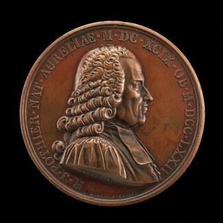 Robert-Joseph Pothier, 1699-1772, Jurist and Professor [obverse]