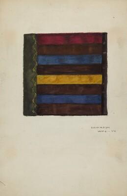 Silk Quilt - Roman Stripe