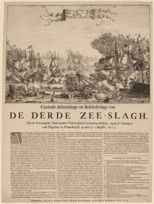 De Derde Zee-slagh (The Third Sea Battle)