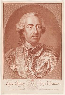 Louis Quinze, Roy de France (Louis XV)