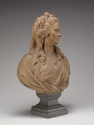 Thérèse-Françoise Potain Roland, Wife of the Sculptor