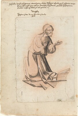 Christ Kneeling in Prayer