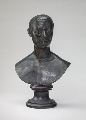 Bust of a Man
