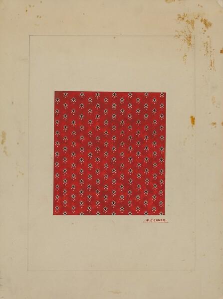 Homespun Cotton Textile
