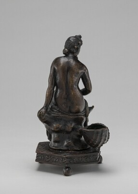 Seated Female Figure