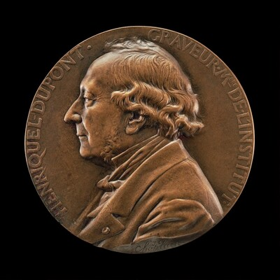 Henriquel Dupont, 1797-1892, Draftsman and Engraver