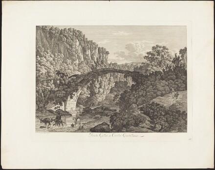 Ponte Celio a Cività Castellana