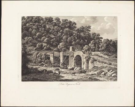 Ponte Acquoreo a Tivoli