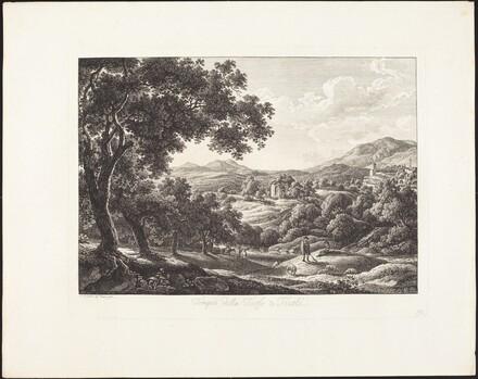 Tempio della Tosse a Tivoli
