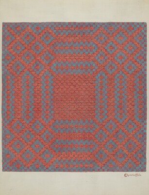 Coverlet - Section of Right Side