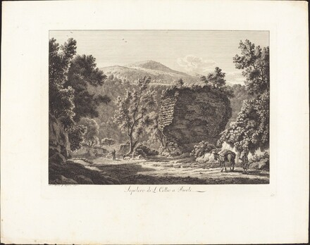Sepolcro di L. Cellio a Tivoli