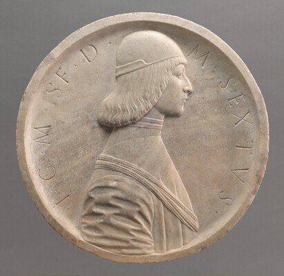 Gian Galeazzo Maria Sforza, Duke of Milan