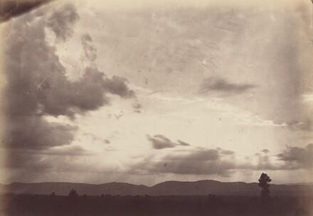 Cloud Study, Roman Campagna