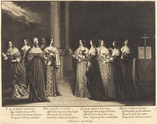 The Wise and Foolish Virgins Together