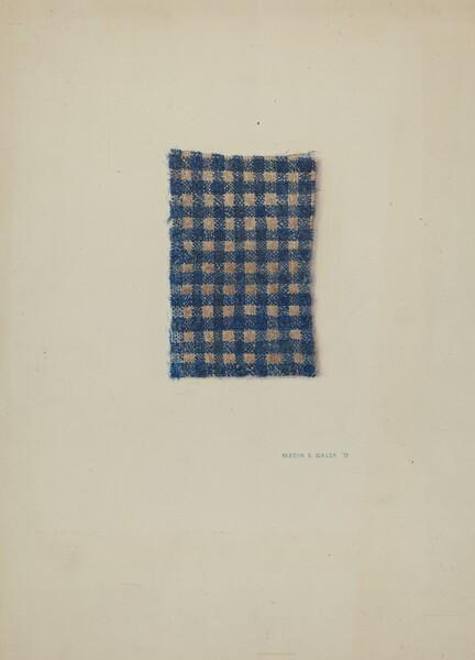 Fragment of Comforter