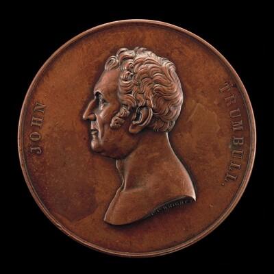 John Trumbull, 1756-1843, Painter [obverse]