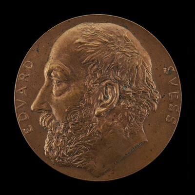 Eduard Suess, 1831-1914, Geologist [obverse]
