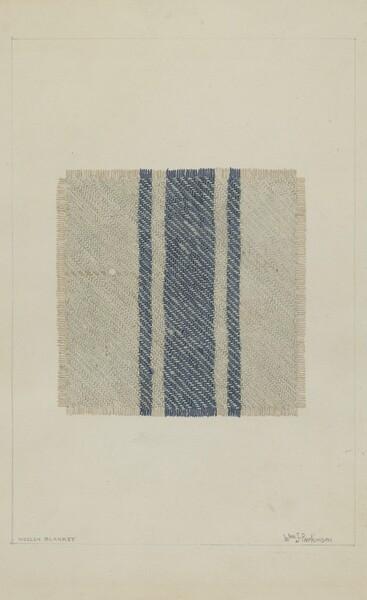 Striped Kersey