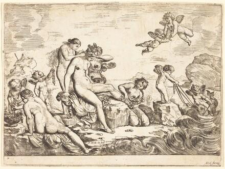 The Toilet of Thetis