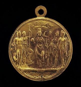 Marie de' Medici as Mother of the Gods