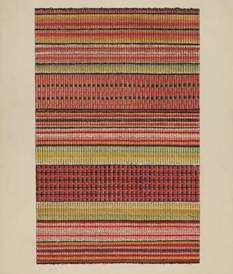 Woven Wool Carpet