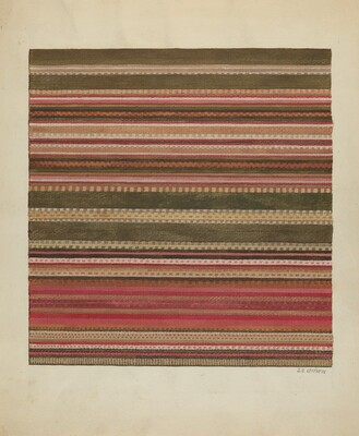 Handwoven Carpet